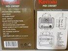 Аккумуляторный радиоприёмник колонка Kemai Retro (MD-1905BT) с Bluetooth и USB Gold - изображение 11