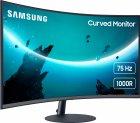 """Монітор 27"""" Samsung Curved C27T55 (LC27T550FDIXCI) - зображення 4"""