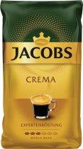 Кава в зернах Jacobs Crema 1000 г (8711000539217) - зображення 1
