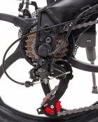 Электровелосипед Maxxter Ruffer Black-Green - изображение 7