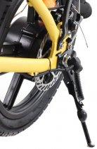 Електровелосипед Maxxter Urban Plus Yellow-Black - зображення 11
