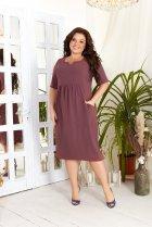 Платье ALDEM 2008 54 Марсала (2000000381169) - изображение 1