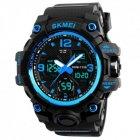 Чоловічий спортивний кварцовий годинник Skmei Hamlet Blue 1155B - изображение 8