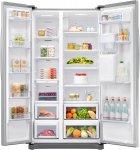Side-by-side холодильник SAMSUNG RS52N3203SA/UA - изображение 5