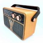 Радиоприемник Kemai MD-507 BT GOLD - изображение 8