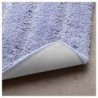 Килимок для ванної IKEA EMTEN бузковий 50x80 см (004.228.92) - зображення 3