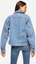 Куртка джинсова TopShop 05J77R-MDT 10 (46) (5045433898607) - зображення 3