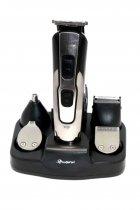 Аккумуляторная машинка для стрижки Gemei GM-592 - зображення 1