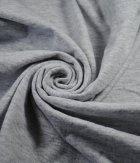 Футболка з довгим рукавом Fruit of the Loom Valueweight long sleeve M 94 Сіро-Ліловий (061038094M) - зображення 6