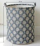 Корзина для игрушек, белья, хранения Gray trees Berni Home Серый (43454) - изображение 4