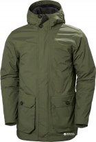 Куртка Helly Hansen Killarney Parka 53070-491 XS Зеленая - изображение 3