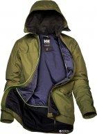 Куртка Helly Hansen Killarney Parka 53070-491 XS Зеленая - изображение 5