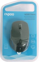 Миша Rapoo M300 Silent Bluetoth Grey (M300 Silent) - зображення 5