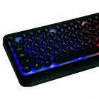 Клавіатура для ігр з RGB-підсвіткою + мишка HK3970, ігровий набір (VS7003633) - зображення 2