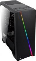 Корпус Aerocool Cylon BG RGB Tempered Glass Black - зображення 6