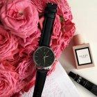 """Жіночий годинник ZIZ """"Білим по чорному"""" 4616453 - зображення 4"""