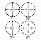Приціл оптичний Barska Ridgeline 3.5-10x50 (P4 IR Cross R/G/B) - зображення 3