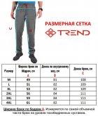 Спортивные штаны Trend A59-27M6XB 4XL Серый - изображение 6