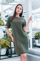Платье Van Gils 543 52 Хаки (2000000425467) - изображение 1