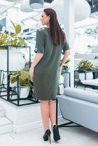 Платье Van Gils 543 52 Хаки (2000000425467) - изображение 4