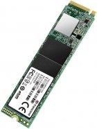 Transcend MTE110S 512GB M.2 2280 PCIe 3.0 x4 3D NAND TLC (TS512GMTE110S) - изображение 2
