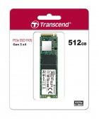 Transcend MTE110S 512GB M.2 2280 PCIe 3.0 x4 3D NAND TLC (TS512GMTE110S) - изображение 4