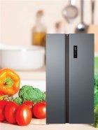 Side-by-side холодильник TCL RP505SXF0 - изображение 9