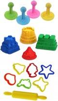 Набор для лепки Genio Kids Микс аксессуаров (LEP01) (4814723003837) - изображение 2