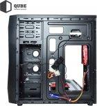Корпус QUBE QB928A Black (QB928A_WRNU3) - изображение 5
