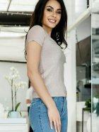 Блузка Jaklin 7865 S Пудровая (4821000045763) - изображение 2