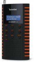 Портативный цифровой радиоприемник TechniSat TECHNIRADIO Solar на солнечной батарее Черно-оранжевый (0001/3931) - изображение 3