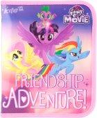 Папка для тетрадей Kite My Little Pony B5 на молнии (LP17-203-02) - изображение 1