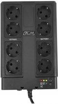 ДБЖ Powercom CUB-850N - зображення 2