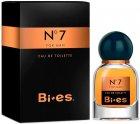 Туалетная вода для мужчин Bi-es №7 Christian Dior Sauvage 50 мл (5902734846822) - изображение 1