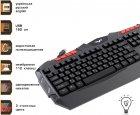 Клавиатура проводная Frime Dragonfly USB (FLK18300) - изображение 6