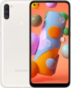 Мобильный телефон Samsung Galaxy A11 2/32GB White (SM-A115FZWNSEK) - изображение 1