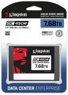 """SSD Kingston DC450R 7.68TB 2.5"""" SATAIII 3D TLC (SEDC450R/7680G) - зображення 3"""
