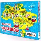 Настольная игра «Путешествие по Украине» Strateg (059) - изображение 1