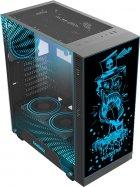 Корпус GameMax RockStar 2 Black - зображення 3