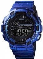 Чоловічий годинник Skmei 1243BOXGPL Gradient Purple BOX - зображення 1