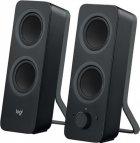Колонки Speakers Logitech Bluetooth Computer Speakers Z-207 Black (980-001295) - зображення 1