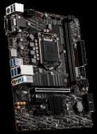 Материнська плата MSI B460M Pro (s1200, Intel B460, PCI-Ex16) - зображення 3