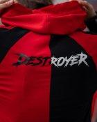 Спортивный костюм DNK MAFIA BenimaruR XL чёрно-красный BeR04 - изображение 4