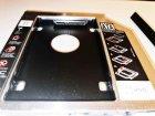 """Карман-переходник 12.7 мм для установки второго жесткого диска 2.5"""" SSD/HDD SATA 3.0 в отсек DVD (optibay caddy) - изображение 5"""