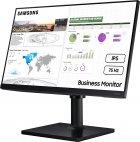 """Монітор 24"""" Samsung LF24T450 Black (LF24T450FQIXCI) - зображення 3"""