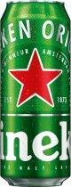 Упаковка пива Heineken светлое фильтрованное 5% 0.5 л x 24 шт (4820046962010) - изображение 1