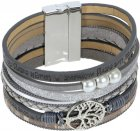 Браслет Traum 4220-11 Серый (4820004220114) - изображение 1