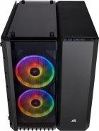 Корпус Corsair Carbide 280X RGB Tempered Glass Black (CC-9011135-WW) - зображення 7