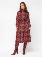 Платье Dressa 52931 44 Бордовое (2000405710953) - изображение 3
