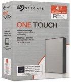 Жесткий диск Seagate One Touch 4TB STKC4000401 2.5 USB 3.2 External Silver - изображение 8